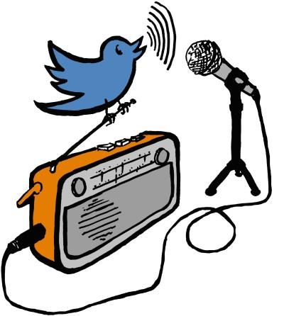 Gastspiel: Twitterradio